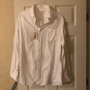 Sonoma Everyday Oxford Button Down Shirt